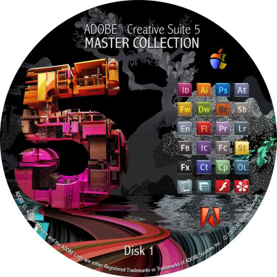 Buy Cheap Adobe CS5 Master Collection
