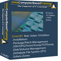 UnixCBT feat  Solaris® 10 Edition