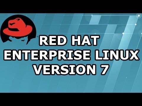 Red Hat Enterprise Linux 7 - 4DVDs