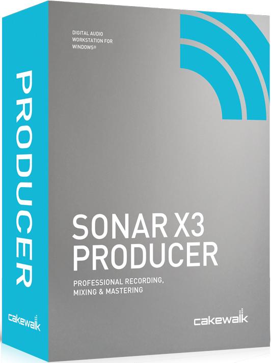 cakewalk sonar x3 full version free download